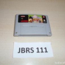 Videojuegos y Consolas: SNES - DRAGON BALL Z ULTIMATE MENACE , PAL UK , COMPLETO. Lote 262048550