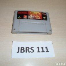 Videojuegos y Consolas: SNES - EL REY LEON , PAL EUROPEO , SOLO CARTUCHO. Lote 262049185