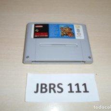 Videojuegos y Consolas: SNES - GODS , PAL ESPAÑOL , SOLO CARTUCHO. Lote 262049780