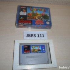Videojuegos y Consolas: SNES - CLAYMATES , PAL ESPAÑOL , SIN INSTRUCIONES. Lote 262050240