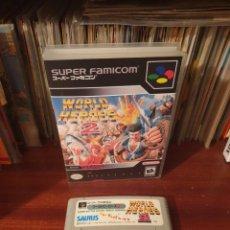 Videojuegos y Consolas: WORLD HEROES 2 / SUPERNES. Lote 262307695