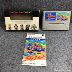 Videojuegos y Consolas: SUPER FAMILY CIRCUIT JAP SUPER FAMICOM NINTENDO. Lote 263189060