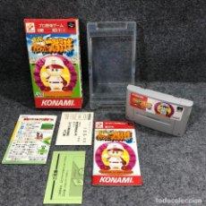 Videojuegos y Consolas: JIKKYOU POWERFUL PRO YAKYUU 94 JAP SUPER FAMICOM NINTENDO. Lote 263189105
