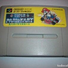 Videogiochi e Consoli: SUPER MARIO KART SUPER NINTENDO SFC SUPER FAMICOM SNES SÚPER. Lote 216489218