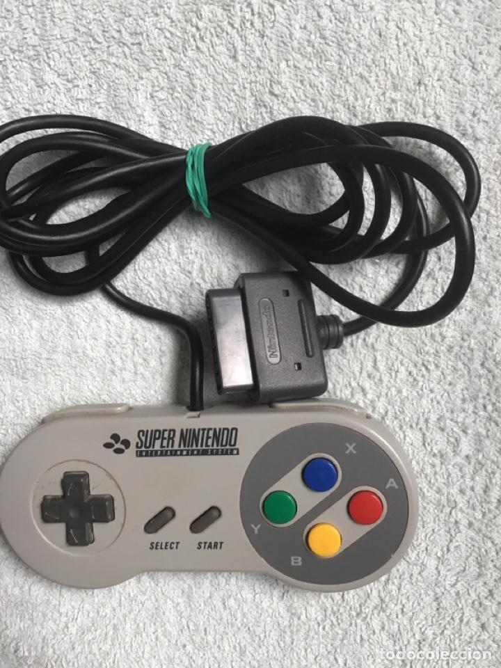 Videojuegos y Consolas: Nintendo. Súper Nes (PAL) Control Deck. Consola. 1992. Made in Japan. + mando. SuperNintendo. - Foto 5 - 266552493