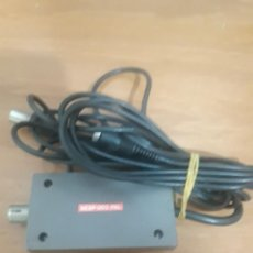 Videojuegos y Consolas: CABLE DE ANTENA ORIGINAL SUPERNINTENDO. Lote 267509089