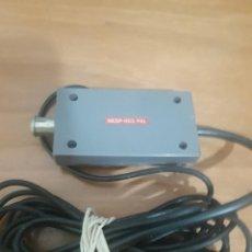 Videojuegos y Consolas: CABLE DE ANTENA ORIGINAL SUPERNINTENDO. Lote 267509919