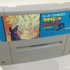 Videojuegos y Consolas: ORIGINAL DRAGON BALL Z SUPER BUTOUDEN 2 SNES SUPER FAMICOM JAPONÉS NINTENDO. Lote 269232263