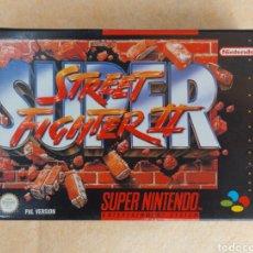 Jeux Vidéo et Consoles: JUEGO SUPER STREET FIGHTER II SUPER NINTENDO. Lote 269962088