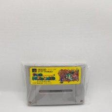 Videojuegos y Consolas: SUPER MARIO WORLD SUPER FAMICOM JAPAN NTSC-J. Lote 270635623