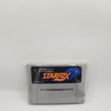 Videojuegos y Consolas: STAR FOX SUPER FAMICOM JAPAN NTSC-J. Lote 270635758