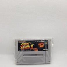 Videojuegos y Consolas: STREET FIGHTER II 2 SNES SUPER FAMICOM NTSC-J. Lote 270635923