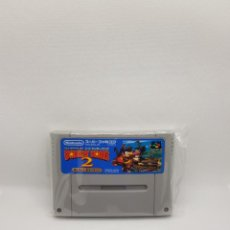 Videojuegos y Consolas: SUPER DONKEY KONG COUNTRY 2 SUPER FAMICOM NTSC-J. Lote 270636648