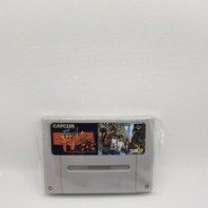 Videojuegos y Consolas: FINAL FIGHT SUPER FAMICOM NTSC-J. Lote 270636978