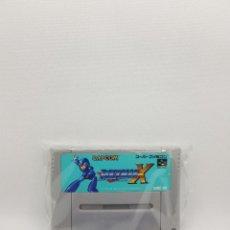Videojuegos y Consolas: ROCKMAN X MEGAMAN SFC SUPER FAMICOM. Lote 272014023