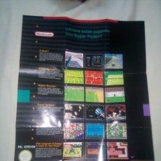 Videogiochi e Consoli: FOLLETO DE NINTENDO. Lote 273954658