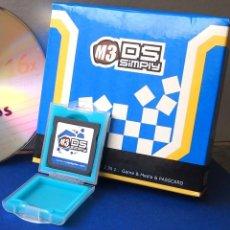 Videojuegos y Consolas: M3 DS SIMPLY PARA NINTENDO DS LITE. Lote 274313583