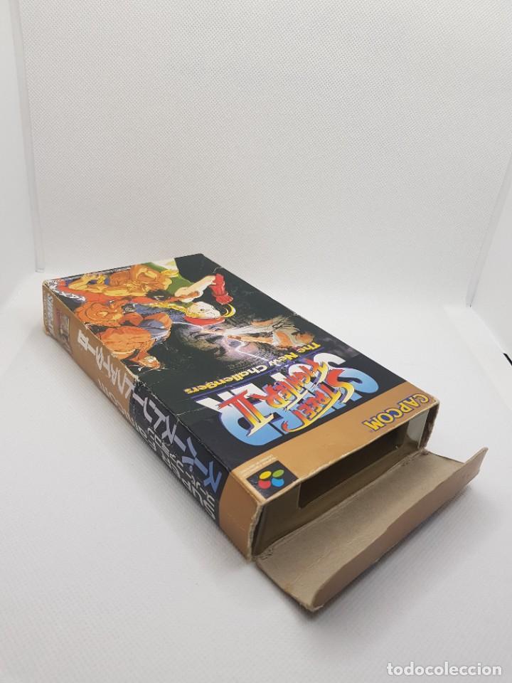 Videojuegos y Consolas: Super Street Fighter II BOXED Super Famicom - Foto 4 - 274406918