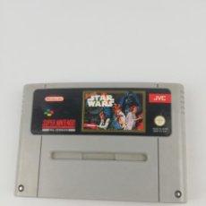 Videogiochi e Consoli: SUPER NINTENDO STAR WARS SUPER MARIO WORLD R-TYPE Y MAS. Lote 274916808
