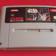 Videogiochi e Consoli: JUEGO STAR WARS SUPER NINTENDO. Lote 275651268