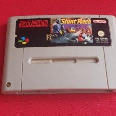 Videogiochi e Consoli: JUEGO STUNT RACE SUPER NINTENDO. Lote 275653303