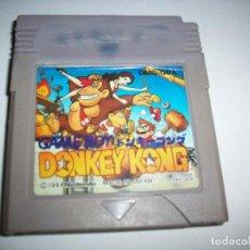 Videojuegos y Consolas: ORIGINAL DONKEY KONG GAME BOY COLOR GBC COUNTRY LAND. Lote 276472013