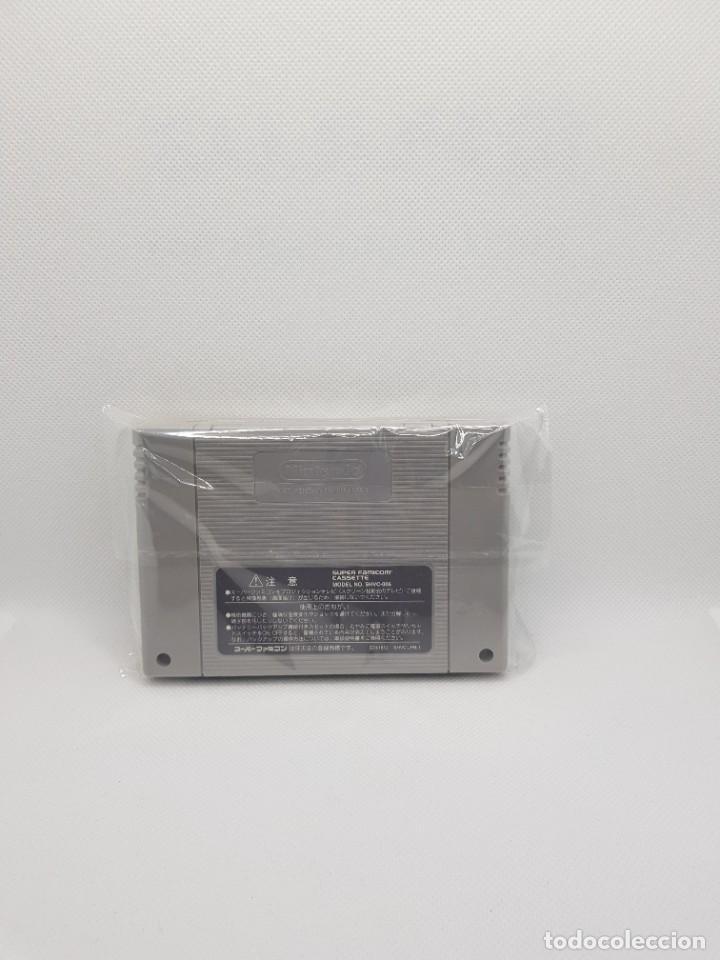 Videojuegos y Consolas: World Heroes Super Famicom NTSC-J - Foto 2 - 276758523