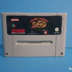 Videojuegos y Consolas: JUEGO SÚPER NINTEDO BOXING LEGENDS OF THE RING.. Lote 277537423