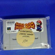 Videojuegos y Consolas: JUEGO NINTENDO SUPER FAMICOM JAPAN SUPER MARIO RPG. Lote 277854948