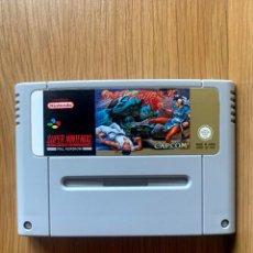 Videojuegos y Consolas: STREET FIGHTER II - JUEGO PARA CONSOLAS SUPER NINTENDO - SNES - CARTUCHO Y MANUAL - PAL. Lote 286733723