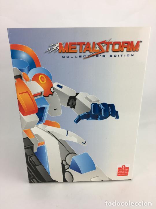 Videojuegos y Consolas: Juego NES Metal Storm Collectors Edition COMPLETO COMO NUEVO - Foto 2 - 287251493