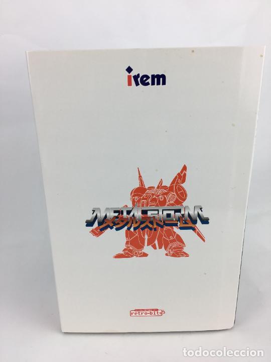Videojuegos y Consolas: Juego NES Metal Storm Collectors Edition COMPLETO COMO NUEVO - Foto 3 - 287251493