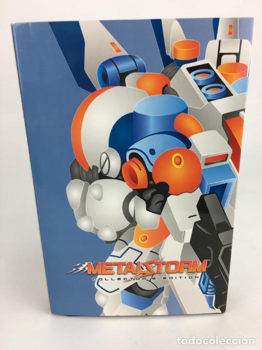Videojuegos y Consolas: Juego NES Metal Storm Collectors Edition COMPLETO COMO NUEVO - Foto 5 - 287251493