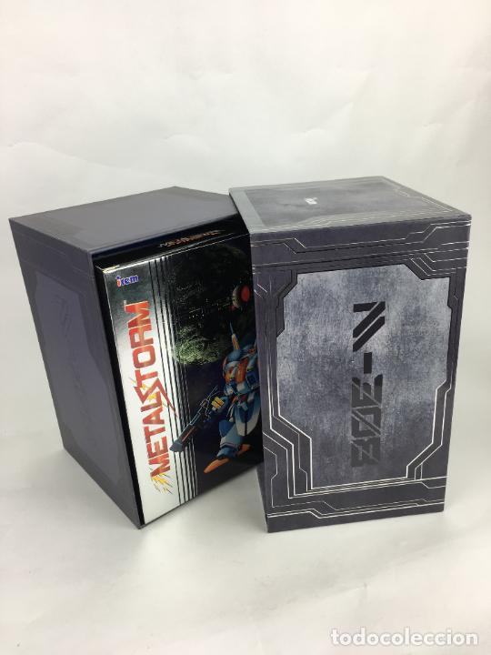 Videojuegos y Consolas: Juego NES Metal Storm Collectors Edition COMPLETO COMO NUEVO - Foto 7 - 287251493