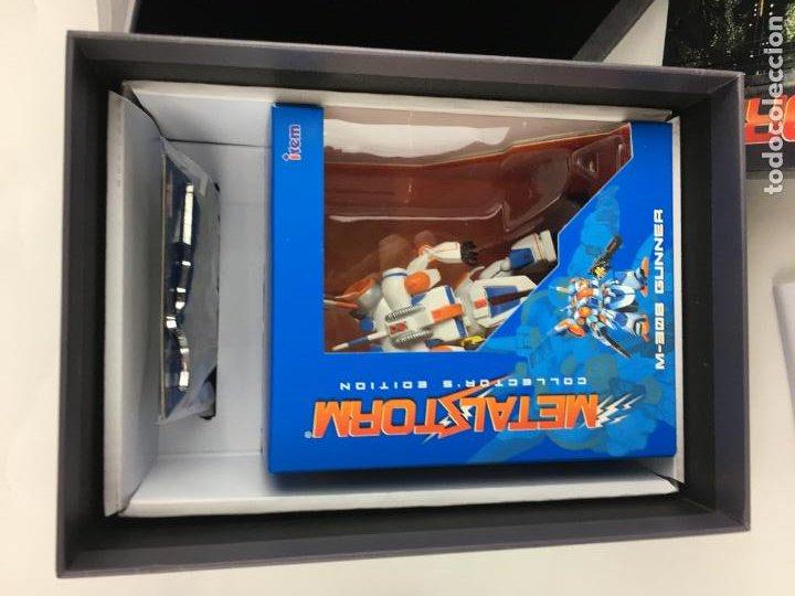 Videojuegos y Consolas: Juego NES Metal Storm Collectors Edition COMPLETO COMO NUEVO - Foto 8 - 287251493