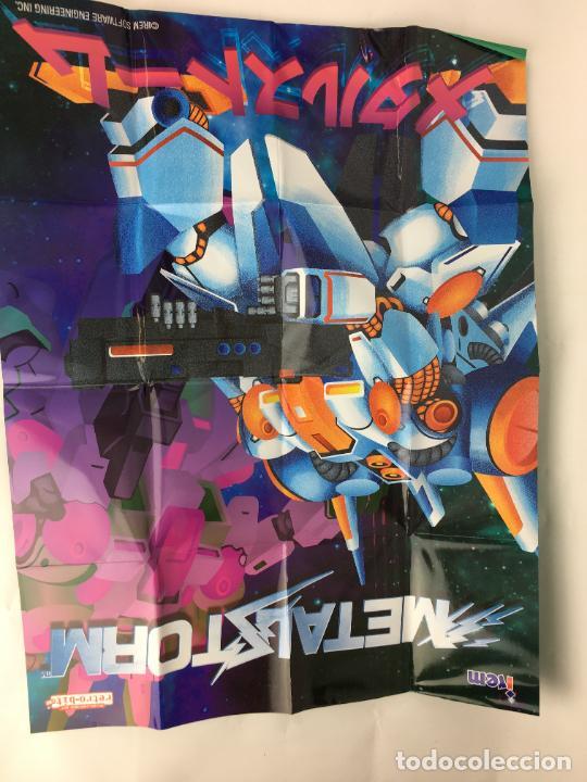 Videojuegos y Consolas: Juego NES Metal Storm Collectors Edition COMPLETO COMO NUEVO - Foto 13 - 287251493