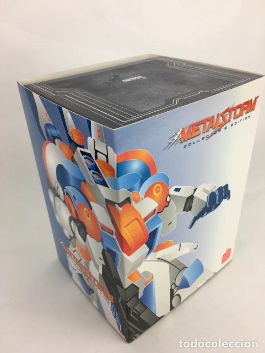 JUEGO NES METAL STORM COLLECTOR'S EDITION COMPLETO COMO NUEVO (Juguetes - Videojuegos y Consolas - Nintendo - SuperNintendo)