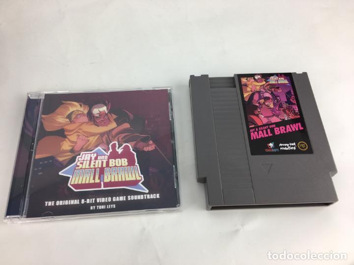 Videojuegos y Consolas: Jay and Silent Bob: Mall Brawl Premium Edition NES COMPLETO NUEVO - Foto 5 - 287252248