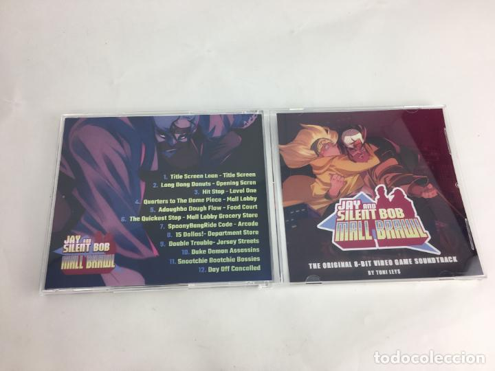 Videojuegos y Consolas: Jay and Silent Bob: Mall Brawl Premium Edition NES COMPLETO NUEVO - Foto 7 - 287252248