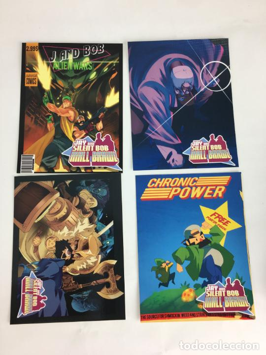 Videojuegos y Consolas: Jay and Silent Bob: Mall Brawl Premium Edition NES COMPLETO NUEVO - Foto 9 - 287252248