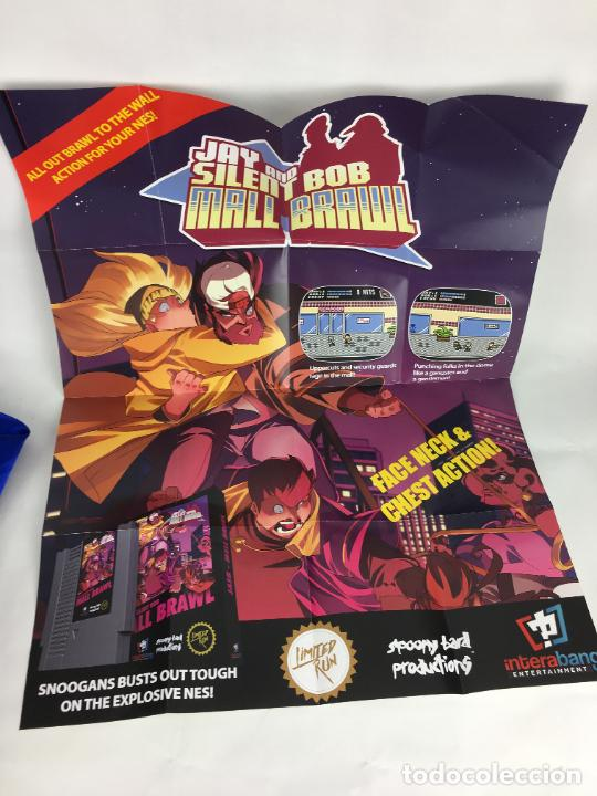 Videojuegos y Consolas: Jay and Silent Bob: Mall Brawl Premium Edition NES COMPLETO NUEVO - Foto 10 - 287252248