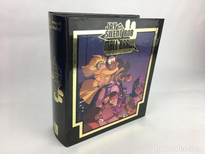 JAY AND SILENT BOB: MALL BRAWL PREMIUM EDITION NES COMPLETO NUEVO (Juguetes - Videojuegos y Consolas - Nintendo - SuperNintendo)