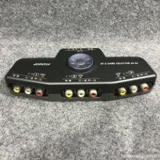 Videojuegos y Consolas: VICTOR AV AND GAME SELECTOR JX 52. Lote 287805083