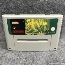 Videojuegos y Consolas: SECRET OF MANA ESPAÑOL REPRO SUPER NINTENDO SNES. Lote 287805088