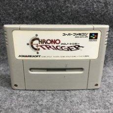 Videojuegos y Consolas: CHRONO TRIGGER JAP SUPER FAMICOM NINTENDO SNES. Lote 287805103