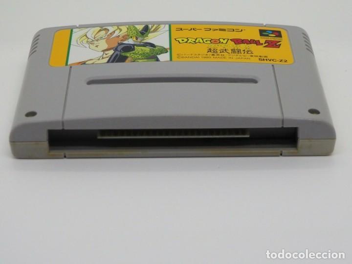 Videojuegos y Consolas: JUEGO SNES SUPER NINTENDO DRAGON BALL Z SOLO CARTUCHO - Foto 2 - 288217608