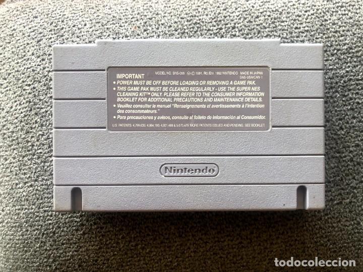 Videojuegos y Consolas: Cartucho Cool World - Super Nintendo - NTSC US - Foto 2 - 288376503
