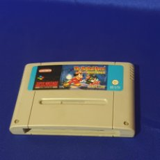 Videojuegos y Consolas: THE MAGICAL QUEST MICKEY MOUSE SUPER NINTENDO. Lote 288401198