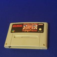 Videojuegos y Consolas: STREET FIGHTER II SUPER NINTENDO. Lote 288401453