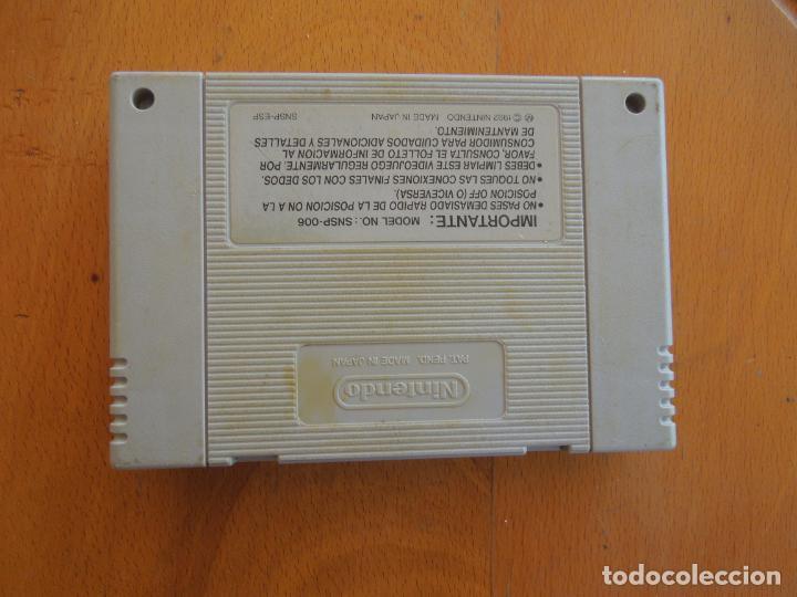 Videojuegos y Consolas: CARTUCHO FIFA INTERNATIONAL SOCCER SUPER NINTENDO. - Foto 2 - 288648023